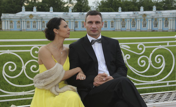Vitali Klitschko's wife says `time has come` for star to retire from boxing
