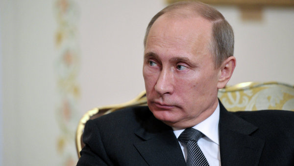 Putin denies forcing Ukraine on EU integration decision