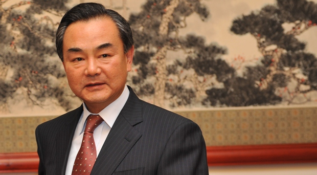 Chinese foreign minister to attend trilateral meeting