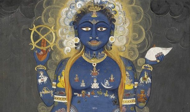 Washington exhibition explores yoga mysteries through art
