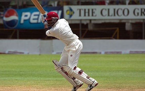 West Indies reeling at 43/3, trail by 270 runs