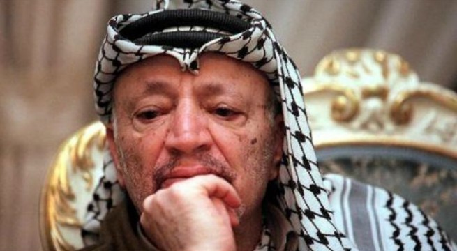 Swiss scientists confirm abnormal presence of polonium in samples of Arafat's body