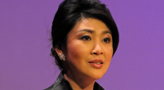 Thai PM Yingluck Shinawatra survives no-confidence vote,protests continue