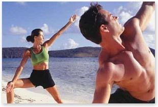 Yoga improves men's sex life