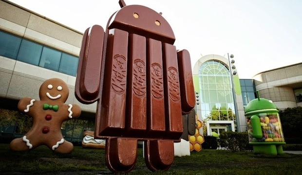 Meet the new Android 4.4, KitKat