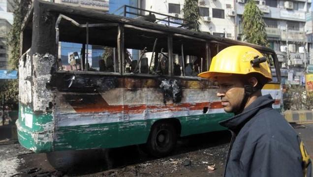 Opposition enforces fresh 72-hour blockade across Bangladesh