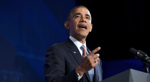 End self-inflicted fiscal pain, says Obama