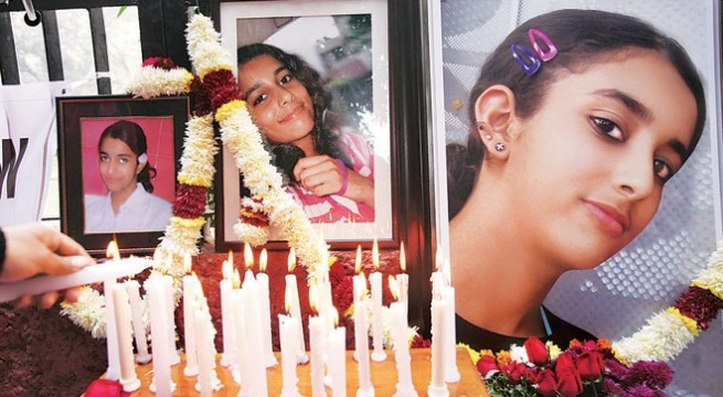 Bollywood film on Aarushi murders case