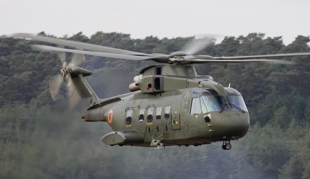 India to cancel a scandal-tainted helicopter deal with Anglo-Italian firm AgustaWestland