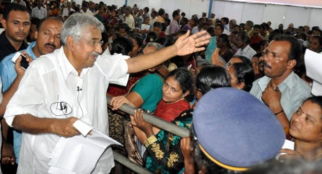 Tight security for Mr. Chandy's mass contact programme