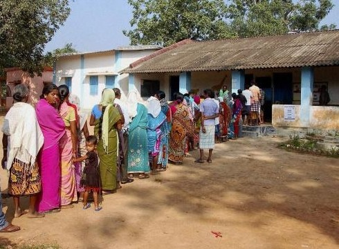 Chhattisgarh polls: 15 per cent voter turnout in initial hours