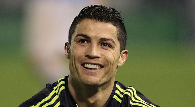 Cristiano Ronaldo patches up with Sepp Blatter