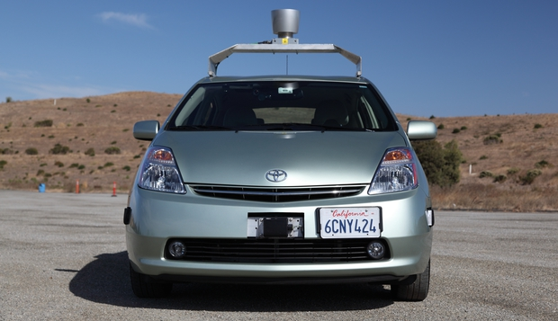 Soon, driverless-car to take you to your destination