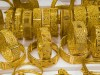 Gold prices down by Rs. 170 to Rs. 31,680 per ten grams