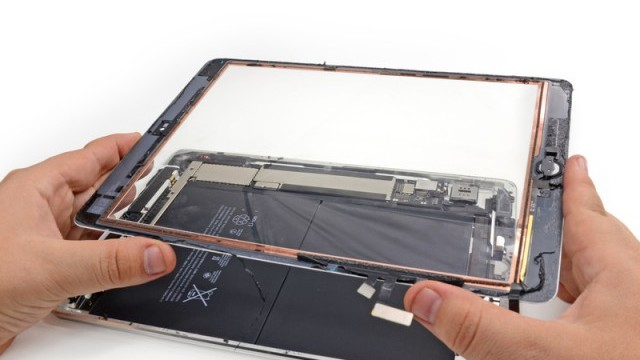 Latest iPad Air `extremely hard` to repair
