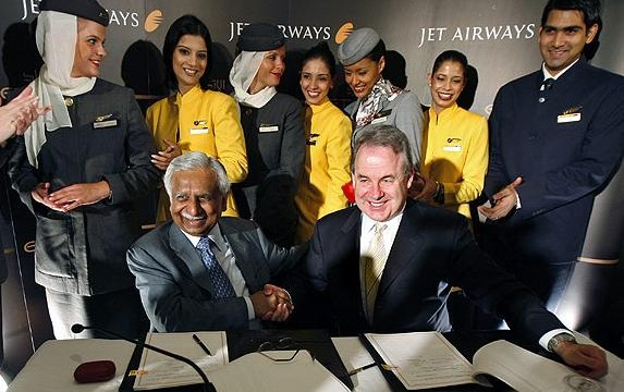 Jet sells 24 per cent equity to Etihad