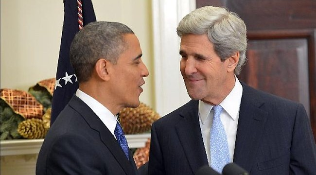 Kerry says Obama 'didn't order all NSA snooping'