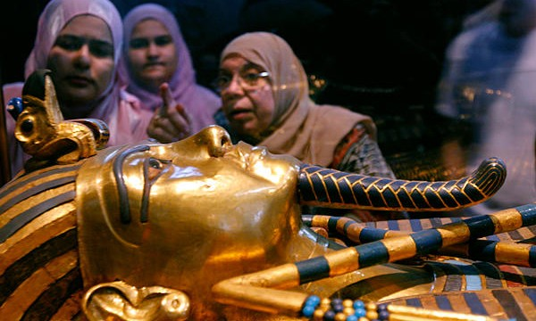 Boy King Tut may not have died in horrific chariot crash