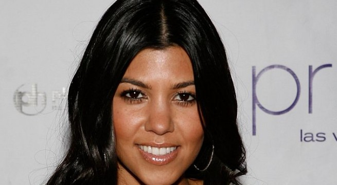 Five-minute make-up routine for Kourtney