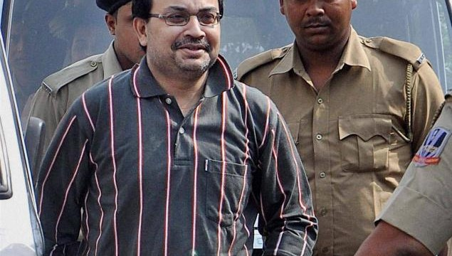 Howrah police takes custody of Kunal Ghosh
