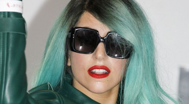 Lady Gaga smoked weed to feel young