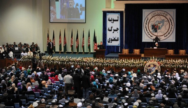 Afghanistan grand assembly opens to discuss pact with US