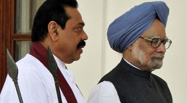CHOGM: Manmohan tells Rajapaksa he is not coming