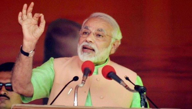 Modi hits back at PM, says Congress leaders run factory to manufacture lies