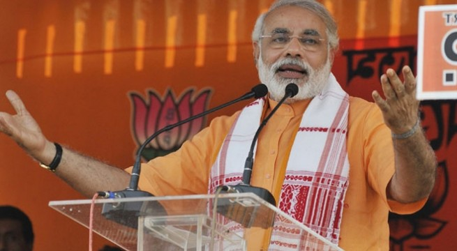 Tight security for Gujarat Chief Minister Narendra Modi's Pune rally today