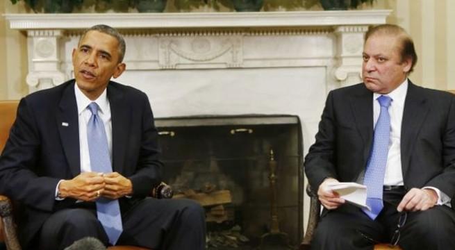 Pakistani Prime Minister Nawaz Sharif gave 'no assurance' to Obama on Hafiz Saeed