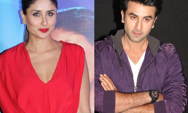 Ranbir, Kareena Kapoor at no.1 position in Bollywood