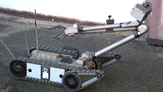 US military gets special op bots in robotic fleet