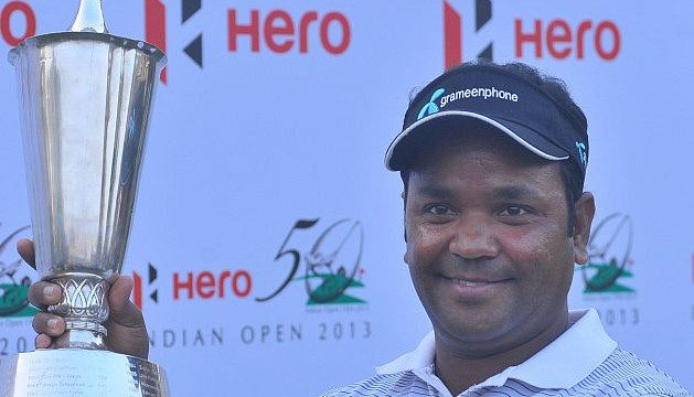 Siddikur survives nervous finish to win Indian Open