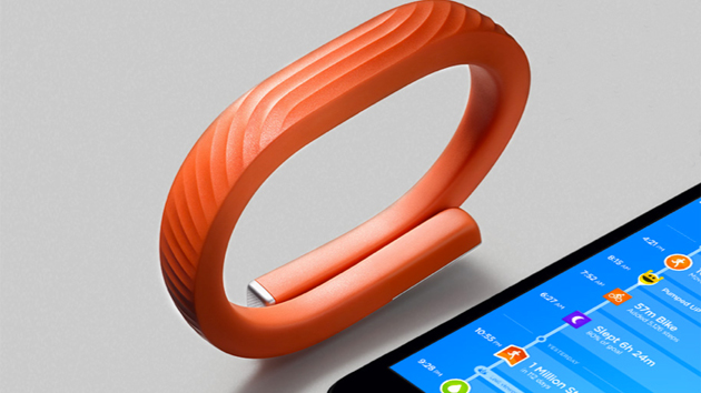 Now, get fit courtesy smartphone connected Jawbone Up24 bracelet