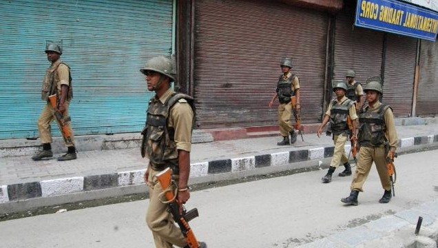 Security tightened in parts of Srinagar for Muharram