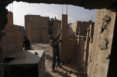 Free Syrian Army says no ceasefire for Geneva talks