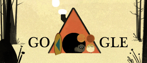 Google Doodle celebrates Thanksgiving with animated film