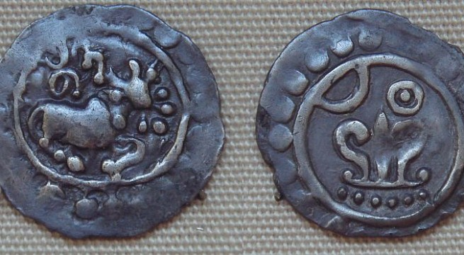Labourers dig up 19th century silver coins in Tripura