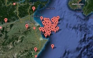 6.2 magnitude quake rattles New Zealand