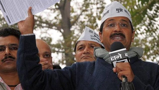 AAP says it will form government in Delhi