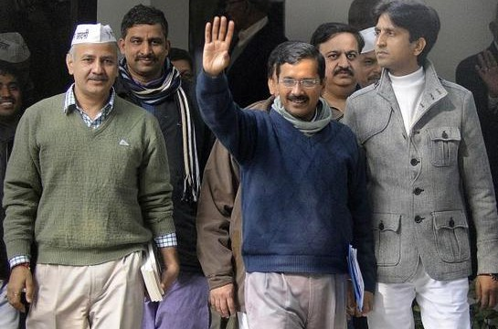 AAP prepares for general elections