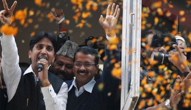 AAP rules out alliance with BJP, Congress