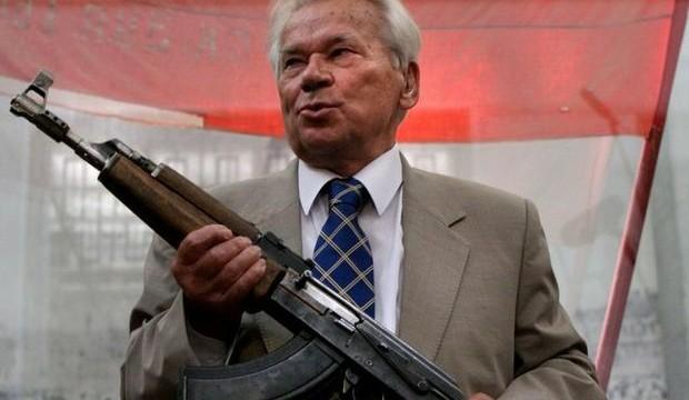 AK-47 inventor Mikhail Kalashnikov dies at 94