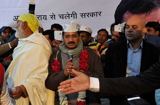 Arvind Kejriwal as Prime Ministerial candidate? AAP keeps option open