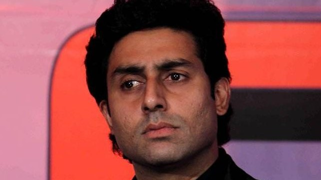 I'm not qualified to be a director: Abhishek Bachchan