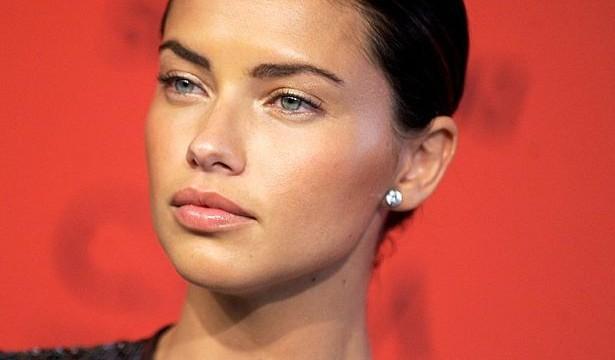 Adriana Lima likes feminine feel
