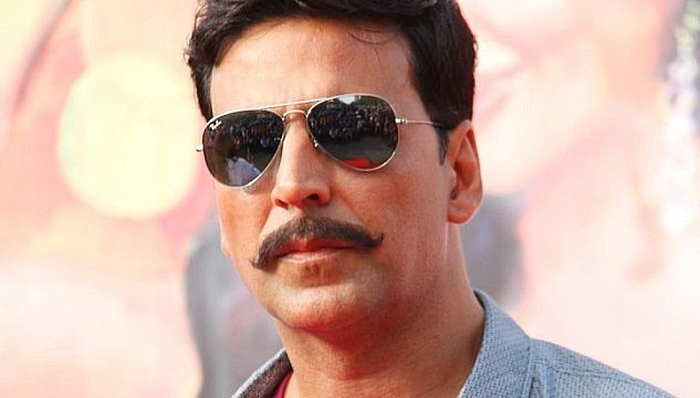 Women find me sexy because I can unbutton myself in public: Akshay Kumar