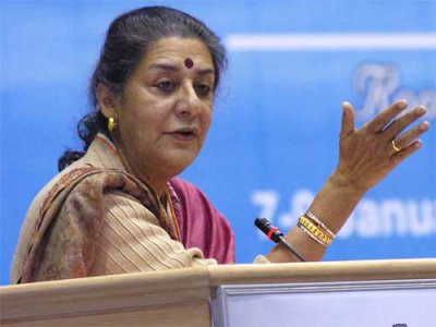 Modi's remarks over 2002 riots an image makeover strategy: Soni