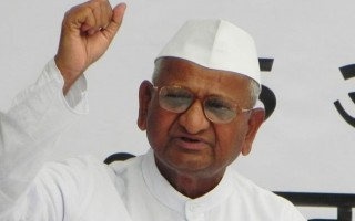 Hazare softens stand on Lokpal