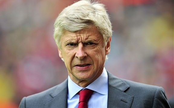 Wenger claims `does not envy` Man City's `star-studded squad`